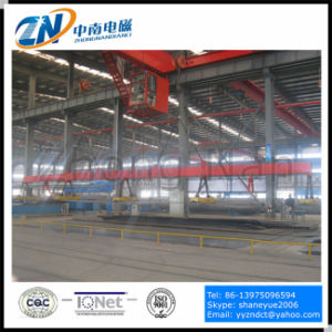 Crane Installation Rectangular Lifting Magnet for Steel Plate MW84-24535t/1 pictures & photos