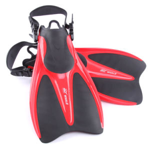 Scuba Diving Adult Open Heel Fins pictures & photos