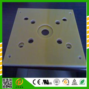 High Temperature Epoxy Fiberglass Resin Sheet Fr-4 pictures & photos