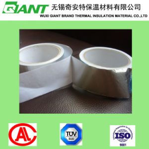 Emulsion Acrylic Adhesive Aluminum Foil Tape pictures & photos