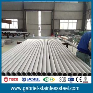 316 202 Stainless Steel Side Pipe pictures & photos