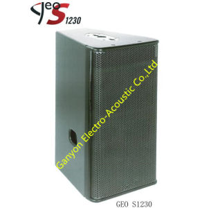 Geo S1230 Single 12inch 2-Way Line Array Speaker Box, Indoor&Outdoor Linr Array, Loudspeaker pictures & photos
