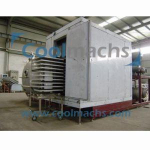 Cut Vegetable and Fruit Vacuum Freeze Dryer/Lyophilizer pictures & photos