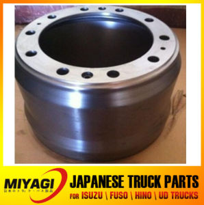 43207-90171 Brake Drum Truck Parts for Nissan pictures & photos