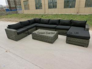 Modular Rattan Sofa Set Patio Furniture pictures & photos