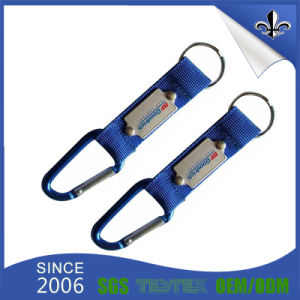 Promotional Gifts Custom Cheap Aluminium D-Shaped Carabiner pictures & photos