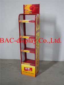 Metal Floor Store Display Stand for Store Display pictures & photos