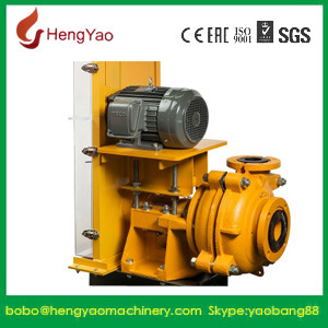 Wear Resistant Mineral Concentrate Horizontal Centrifugal Pump Price pictures & photos