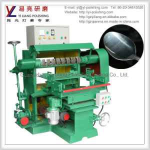 Stainless Steel Spoon and Fork Inner Arc Surface Polishing Machine pictures & photos