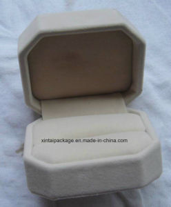 Luxury High Quality Velvet Jewelry Boxes pictures & photos