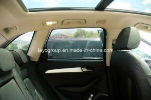 Q5 Mesh Fabric Side Window Car Sunshade with Clip Part pictures & photos