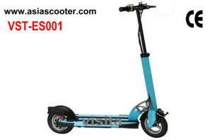 300W Aluminum Foldable Electric Scooter with Lithium Battery pictures & photos