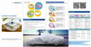 New Auto Accessories-Automatic Car Cover and Sunshade pictures & photos