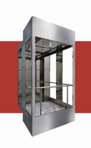 Machine Room-Less Panoramic Passenger Elevator pictures & photos