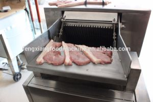 Big Size Meat Cutter Slicer Chopper Cutting Chopping Slicing Processing Machine with Skin pictures & photos