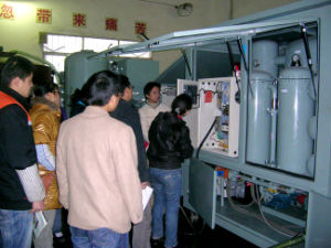Zyh Waste Engine Oil Regeneration System Oil Recycling pictures & photos