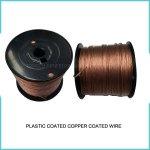 plastic Coated Copper Coated Pciture Frame Hanging Wire pictures & photos