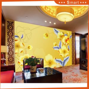 Hot Sales Customized Flower Design Oil Painting for Home Decoration (Model No.: Hx-5-067) pictures & photos