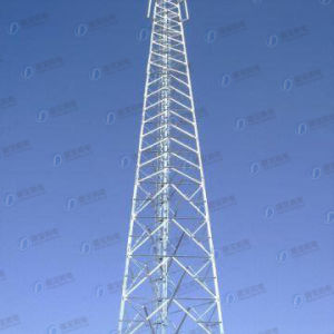 Steel Frame Telecommunication Lattice Tower pictures & photos
