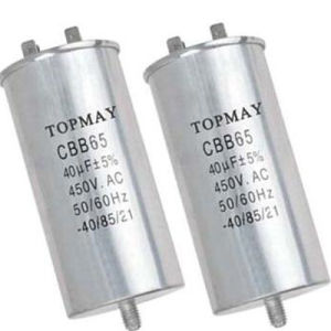 40UF 450VAC Film Capacitor (TMCF26 CBB65) pictures & photos