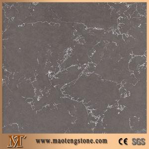 Popular Hot Selling Carrara Grey Artificial Quartz Stone Price pictures & photos