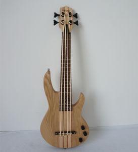 China Aiersi All Solid Body Bass Ukulele Electrical Ukulele pictures & photos
