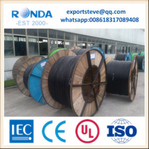 XLPE Insulation PVC Sheath CV Electrical Cable pictures & photos