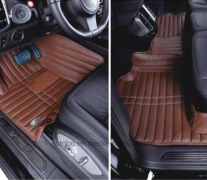Car Mats Full Surround High Quality Leatherette XPE Carpet