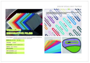 Seamless Decorative Films