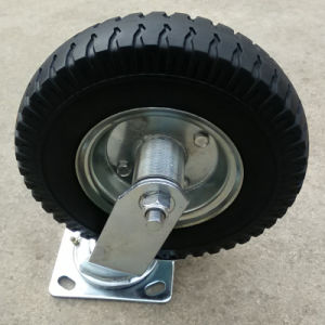8 Inch PU Caster Wheel pictures & photos