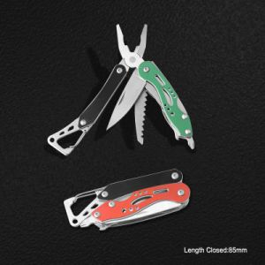 Mini - Size Multi Function Tools with Carabiner (#8462AM) pictures & photos