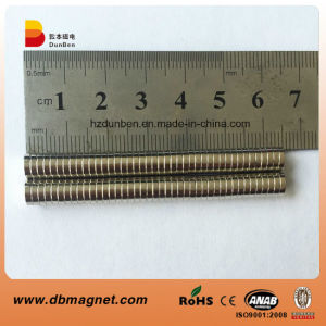 DC Motor Disc NdFeB Magnet Price N35 pictures & photos