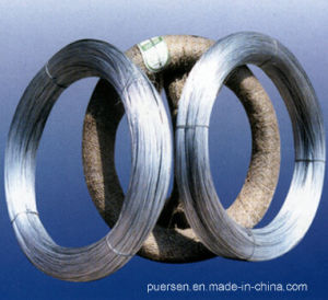 Hot DIP Galvanizde Wire Galvanzied Wire, Galvanized Iron Wire pictures & photos