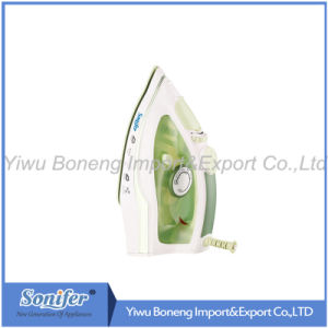 Electric Steam Iron Mi533 Electric Iron with Ceramic Soleplate (Purple) pictures & photos
