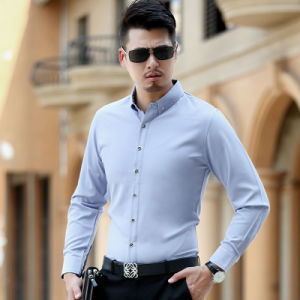 Men′s Slim Fit Business Bespoke Cotton Shirts pictures & photos