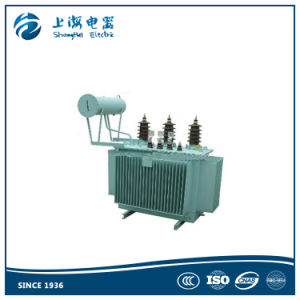 10kv 400kVA Oil Immersed Power Transformer pictures & photos