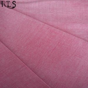Cotton Oxford Woven Yarn Dyed Fabric for Shirts/Dress Rls32-6LC pictures & photos
