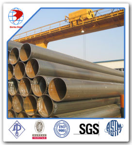 API 5L Gr. B Oil Pipe ERW Steel Pipe pictures & photos