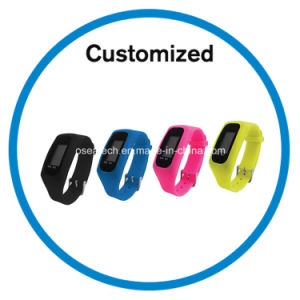 Custom Step Counter Watches pictures & photos