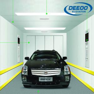 Deeoo low cost residential underground garage car elevator for Low cost garage