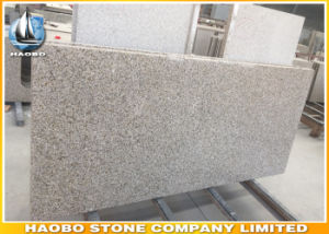 Hot Sale Yellow Granite Kitchen Worktop Polished Table Top pictures & photos