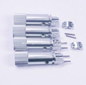 CNC Machining for Aluminum Pneumatic Equipment Accessories pictures & photos