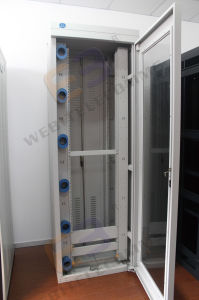 19inch ODF Rack with Transparent Glass Door pictures & photos