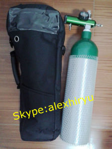 Hospital High Pressure Oxygen Aluminum Tank pictures & photos