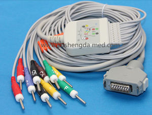 15 Inch Crystal-Image Hospital Equipment Ultrasound Scanner Ultrasonic Machine pictures & photos