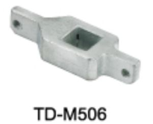 Patch Fitting Floor Hinge Accessories Map Style Td-M506 pictures & photos