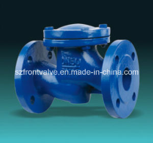 Cast Iron/Ductile Iron Ball Check Valve pictures & photos