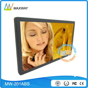 20 Inch LCD Digital Signage Display for Advertising (MW-201ABS) pictures & photos