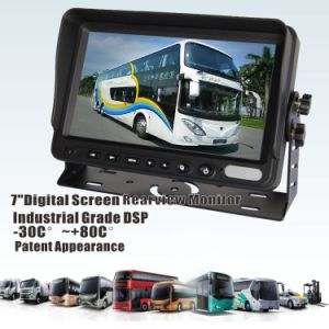 7inches Digital Backup Wireless Monitor for Truck for Rear View System pictures & photos