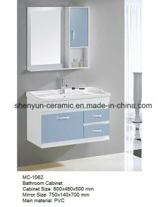 Bathroom Furniture Bathroom Cabinet with Wash Basin (MC-1062) pictures & photos